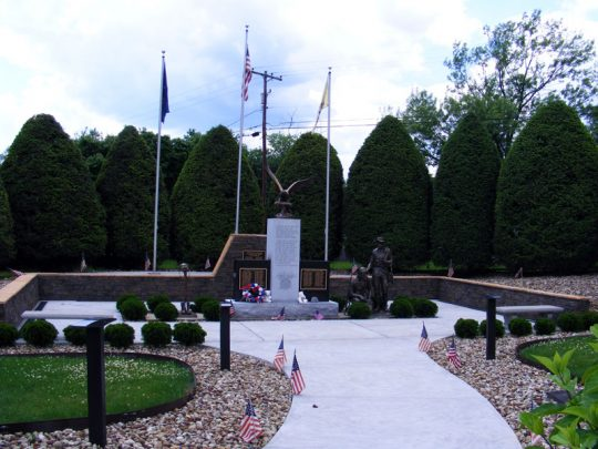 Vetrrans Memorial Project
