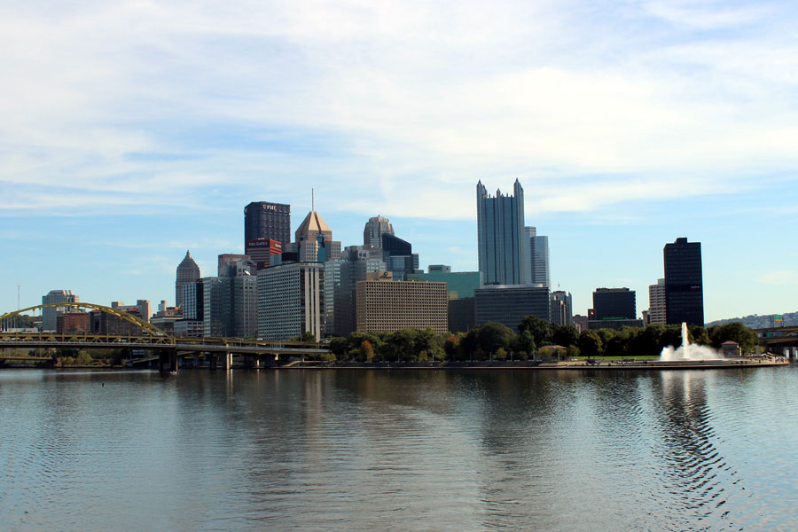 Pittsburgh from the Water – Fall 2019