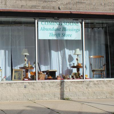Abundant Blessings Thrift Store