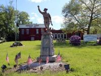 Scottdale Veterans Memorials