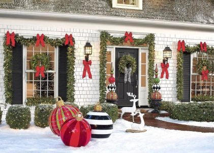 Lions Club Christmas House Decorating Contest