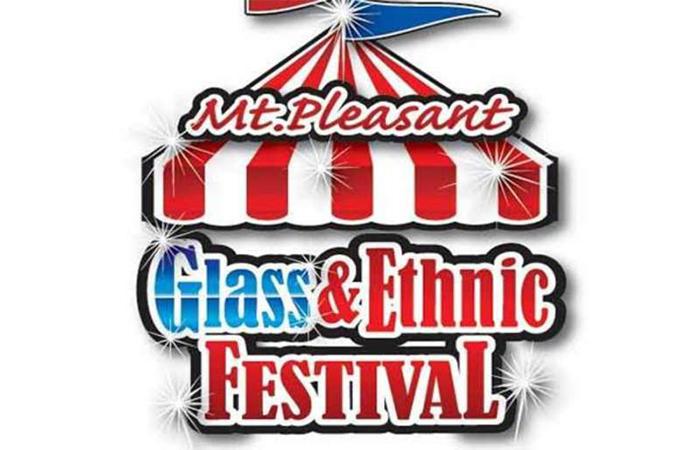 Mt. Pleasant Glass & Ethnic Festival