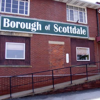Scottdale Borough Building
