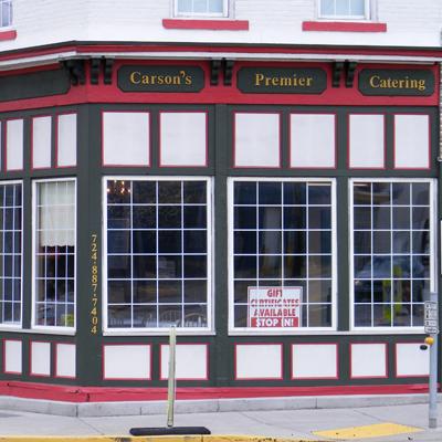 Carson's Premier Catering & Restaurant