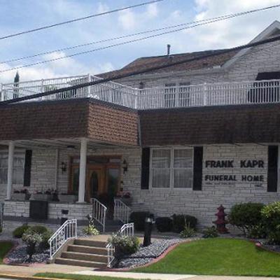 Frank Kapr Funeral Home
