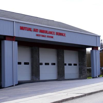 Mutual Aid Ambulance Service