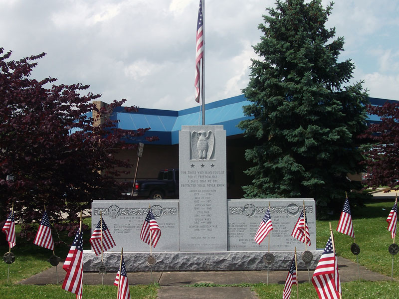 Veterans Memorial Project