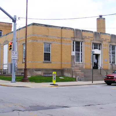 United States Post Office – Scottdale