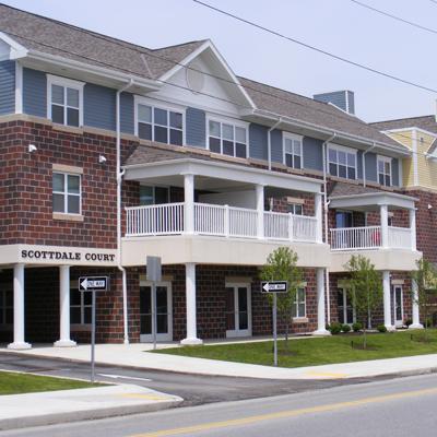 Scottdale Court Apartments