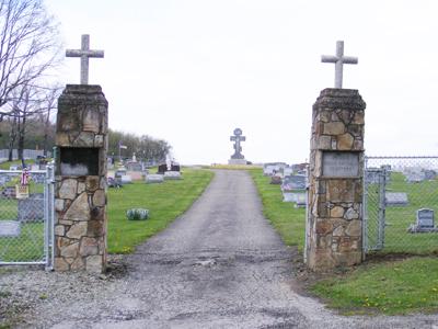 St. John's Greek Catholic Cemetery